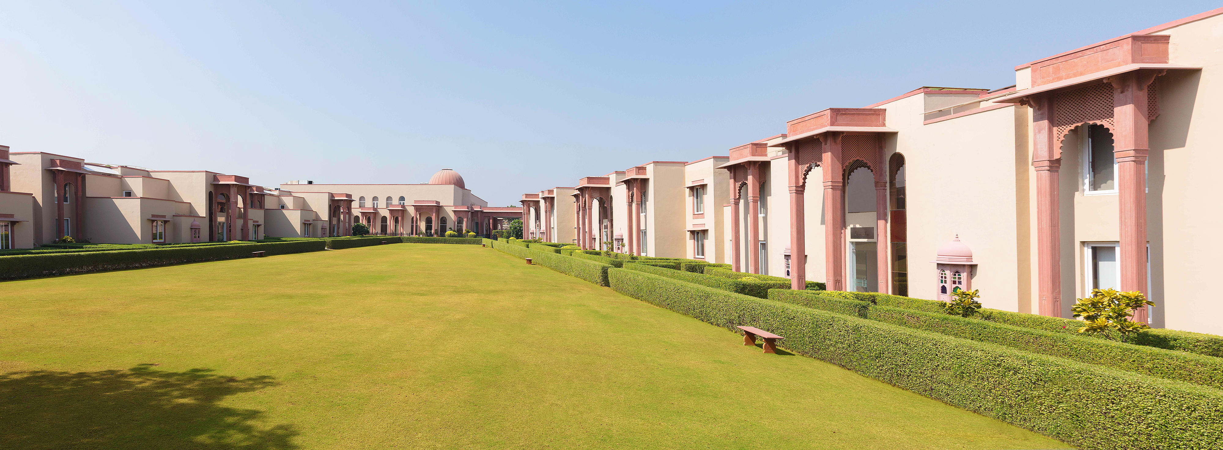 RUDRA BAGH (10,000 SQ FT)